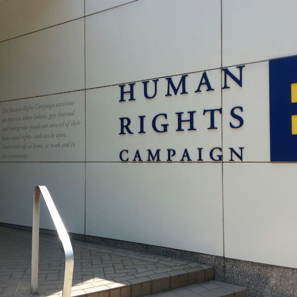 Photo taken at Human Rights Campaign by Danielle K. on 6/26/2013