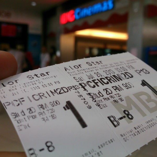 Photo taken at Big Cinemas by Fadzuan T. on 7/20/2013