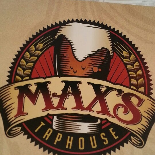 Photo taken at Max's Taphouse by Ryan M. on 2/18/2013