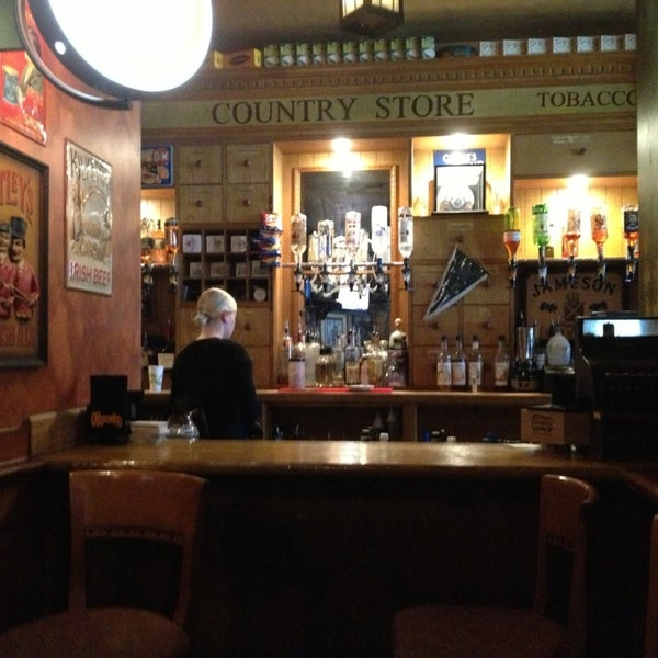 Photo taken at Fado Irish Pub & Restaurant by Steve G. on 2/10/2013