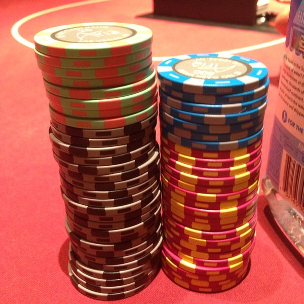 Photo taken at Aria Poker Room by Scott M. on 11/9/2013
