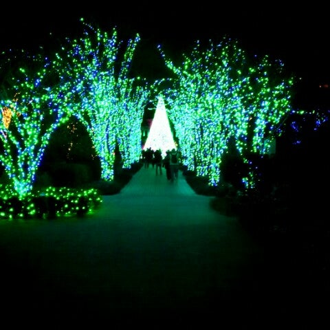 Photo taken at Atlanta Botanical Garden by Rie S. on 1/4/2013