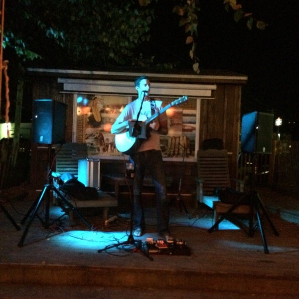 Photo taken at The Big Chill Surf Cantina by Jimmy L. on 8/31/2014
