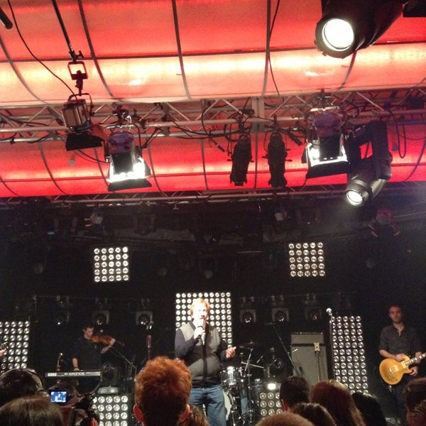 Photo taken at iHeartRadio Theater by Alisha O. on 4/3/2013
