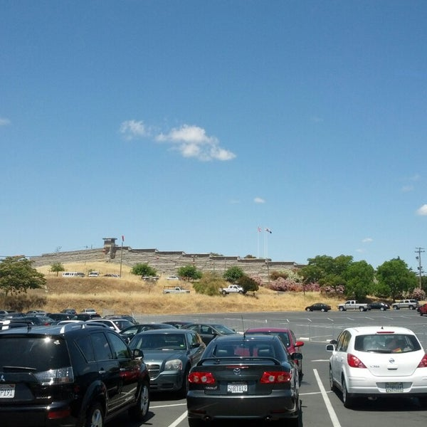 Photo taken at Folsom State Prison (FSP) by Andrew M. on 5/26/2013