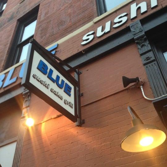 Photo taken at Blue Sushi Sake Grill by Tony M. on 10/23/2012