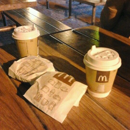 Photo taken at McDonald's by Nikolett K. on 10/14/2012