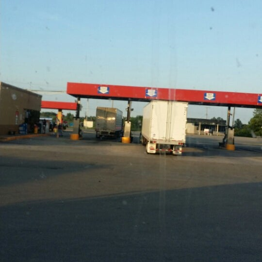 Photo taken at Pilot Travel Center by Lerone W. on 6/23/2014
