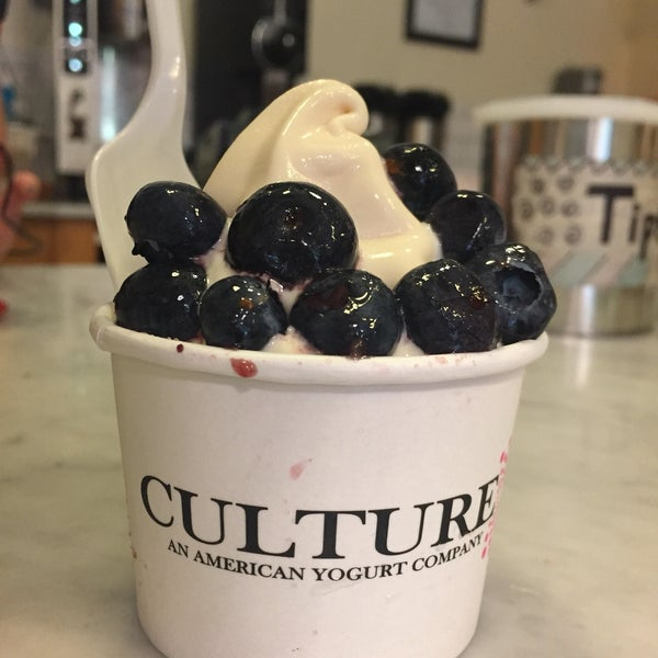 Photo taken at Culture: An American Yogurt Company by Carole C. on 7/30/2016
