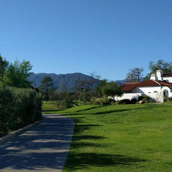Photo taken at Ojai Valley Inn & Spa by Errica D. on 2/22/2016