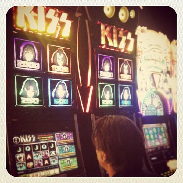 Photo taken at El Cortez Hotel & Casino by Cinnamon B. on 4/20/2013