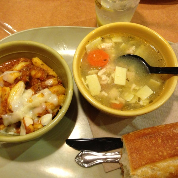 Photo taken at Panera Bread by P Pam P. on 4/19/2013