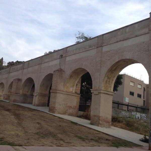 Acueducto de san telmo ciudad jard n m laga andaluc a for Distrito ciudad jardin malaga