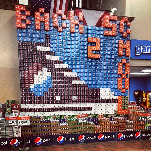 Photo taken at Walmart Supercenter by Jen V. on 8/17/2013