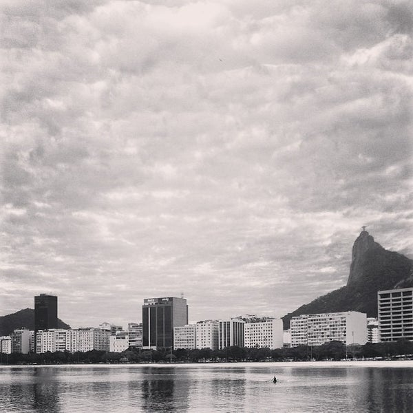Photo taken at Aterro do Flamengo by Alex F. on 7/3/2013