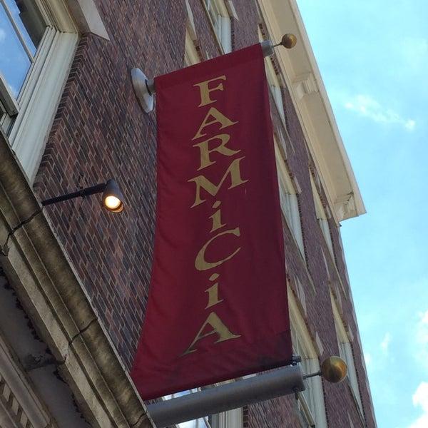 Photo taken at FARMiCiA by Paul W. on 6/19/2016