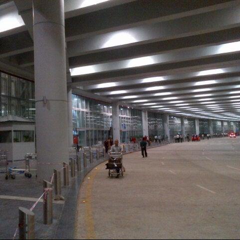 Photo taken at Netaji Subhash Chandra Bose International Airport (CCU) by Gourab K. on 4/20/2013