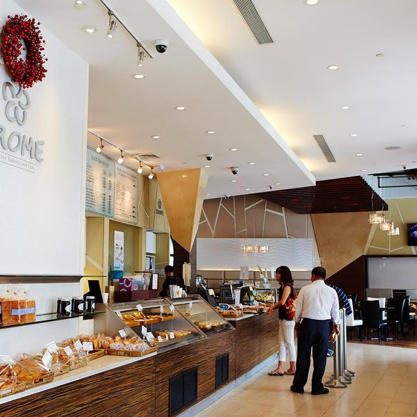 Crome Signature Bakery Cafe