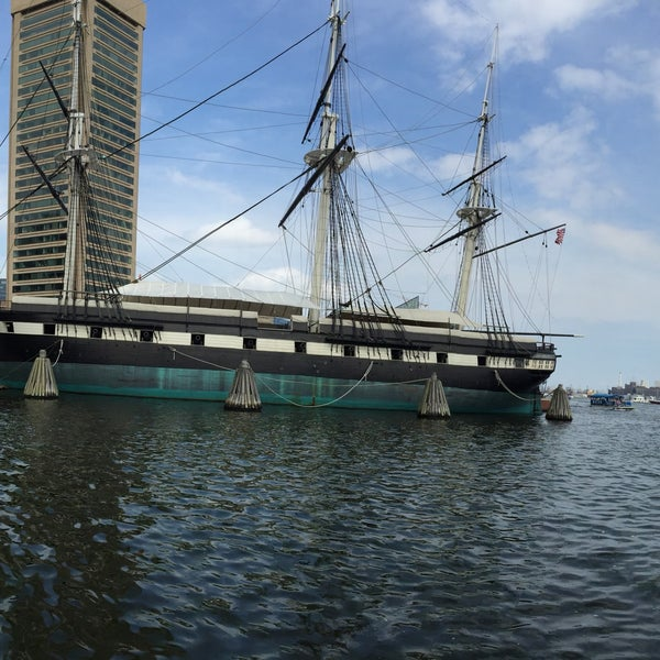 Photo taken at USS Constellation by Ryan B. on 6/4/2016
