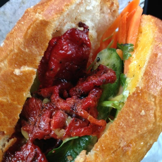 Quoc Huong Banh Mi Fast Food Doraville Ga