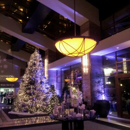 Photo taken at InterContinental Los Angeles Century City by Elizabeth M. on 12/6/2012