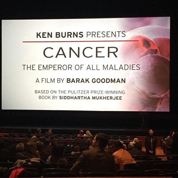 Photo taken at Rose Theater by Matthew Z. on 3/24/2015