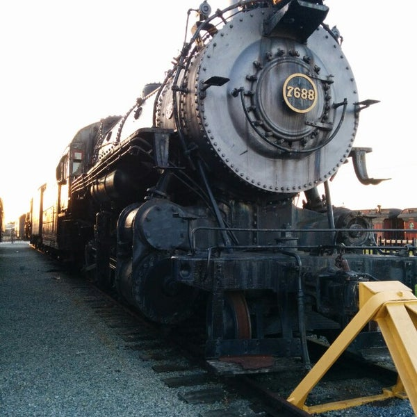 Photo taken at Railroad Museum of Pennsylvania by Yauheni S. on 10/19/2014