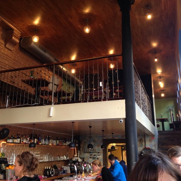 Amsterdam drinks for Food bar brecht