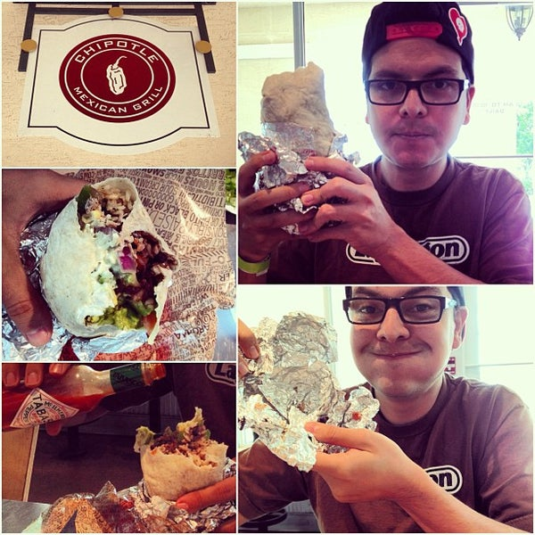 Photo taken at Chipotle Mexican Grill by alberto i. on 5/15/2013
