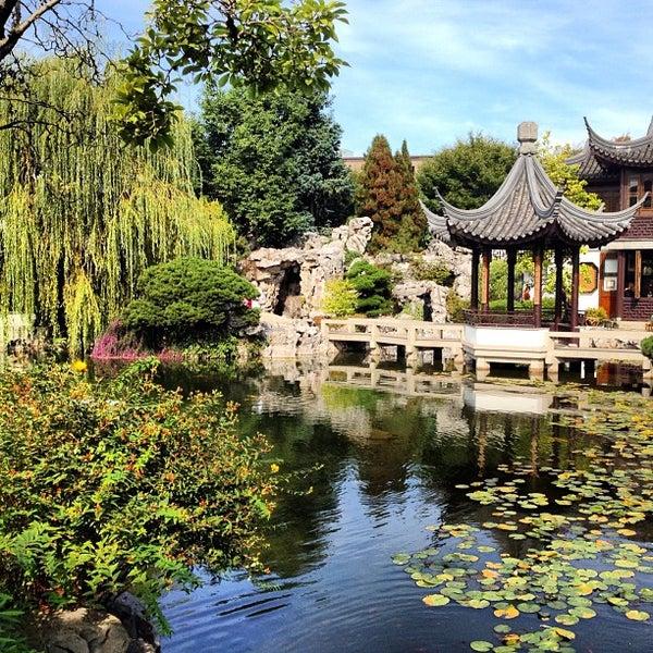 Lan Su Chinese Garden Garden In Portland