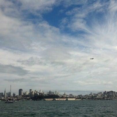 Photo taken at San Francisco Yacht Club by Adam G. on 10/5/2012