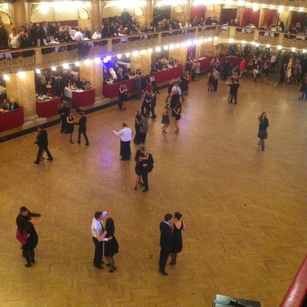 Photo taken at Palác Lucerna by Adam on 1/14/2013
