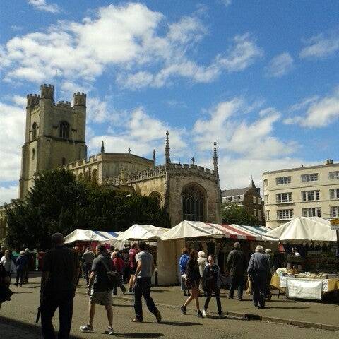 Photo taken at Cambridge Market by Rana D. on 6/22/2013