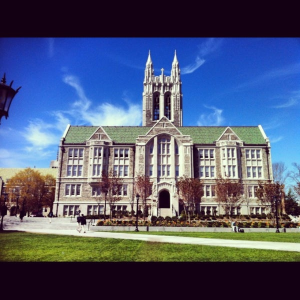 Boston College - Chestnut Hill - 23 tips