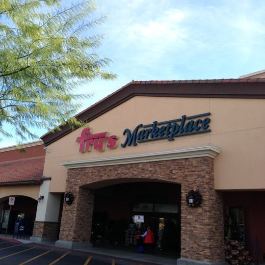 Fry's Marketplace - 6611 W Bell Rd