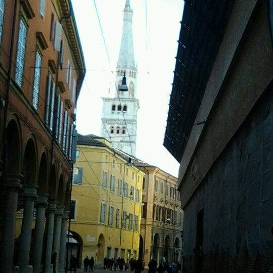 Photo taken at Via Emilia Centro by Simona G. on 2/3/2013