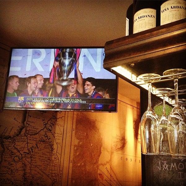 Photo taken at Donostia by Marissa M. on 6/6/2015