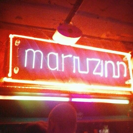 New mariuzinn copacabana nightclub in rio de janeiro for Miroir night club rio de janeiro