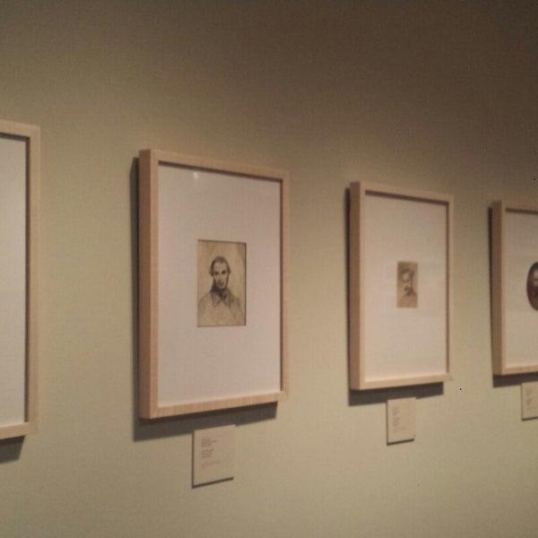 Photo taken at Ukrainian Museum by Dora C. on 11/8/2014