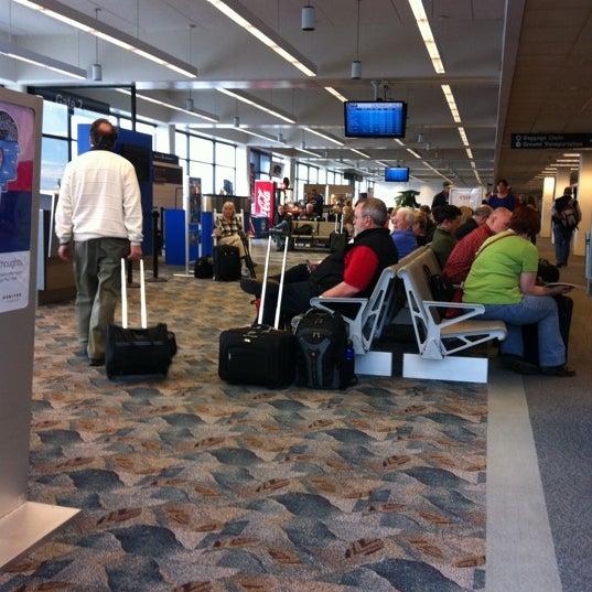 Photo taken at Portland International Jetport (PWM) by Catharine S. on 11/14/2011