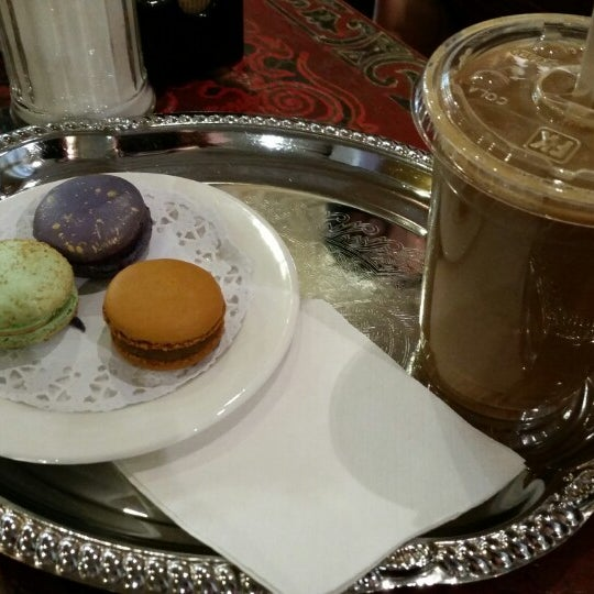 Photo taken at La Maison du Macaron by David M. on 7/3/2014