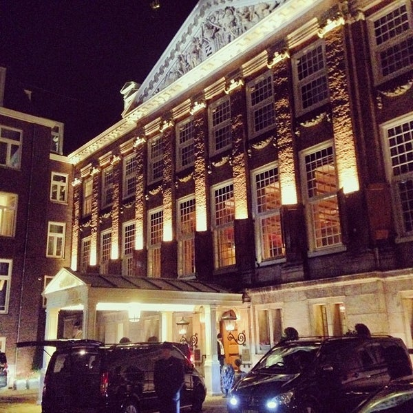 Photo taken at Sofitel Legend The Grand Amsterdam by Sara D. on 11/10/2013