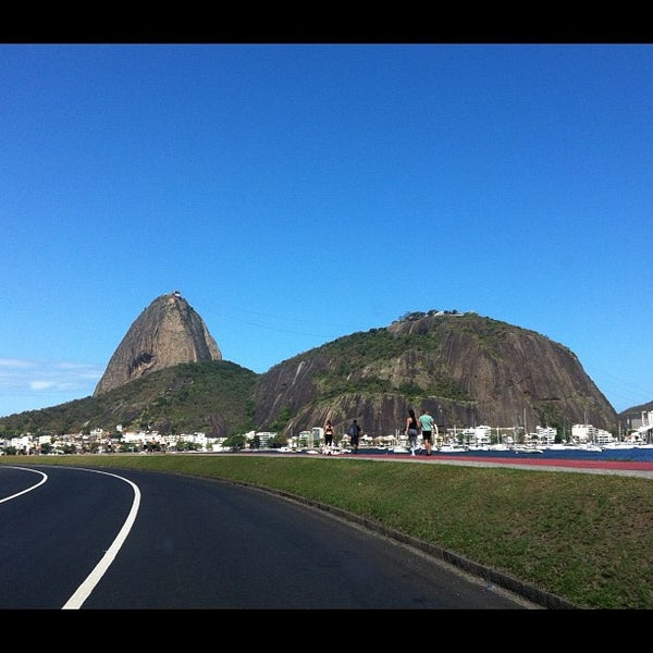 Photo taken at Aterro do Flamengo by Nathalia G. on 9/29/2012