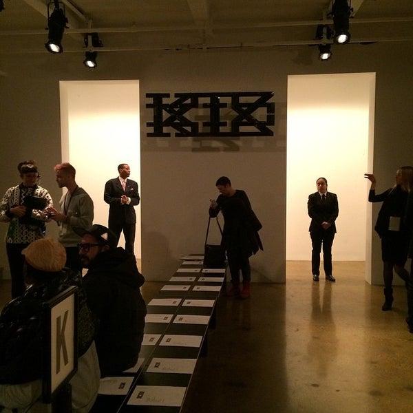Photo taken at Milk Studios by Brick P. on 2/17/2015