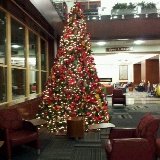 Photo taken at TTU - Rawls College of Business by Purvi S. on 11/28/2012