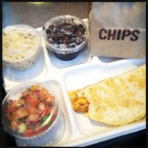 Photo taken at Chipotle Mexican Grill by Jessica M. on 4/4/2013
