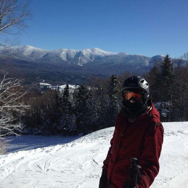 Photo taken at Bretton Woods by Rachel L. on 2/27/2016
