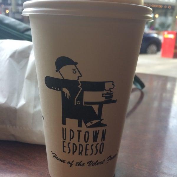 Photo taken at Uptown Espresso by Rain T. on 12/28/2016
