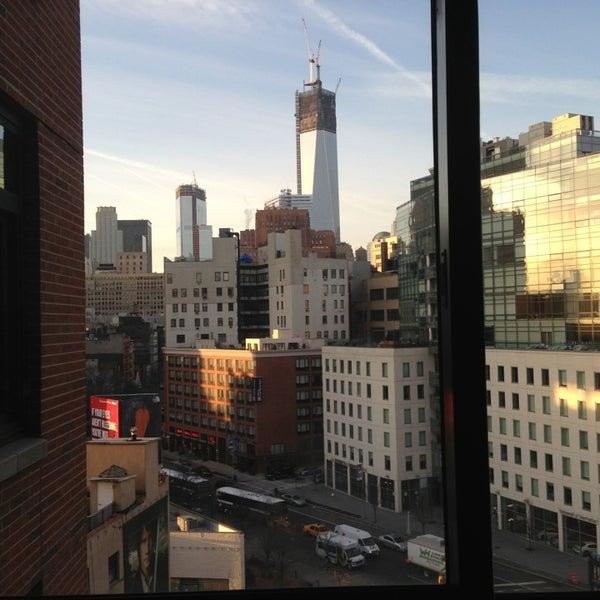 City views are amazing
