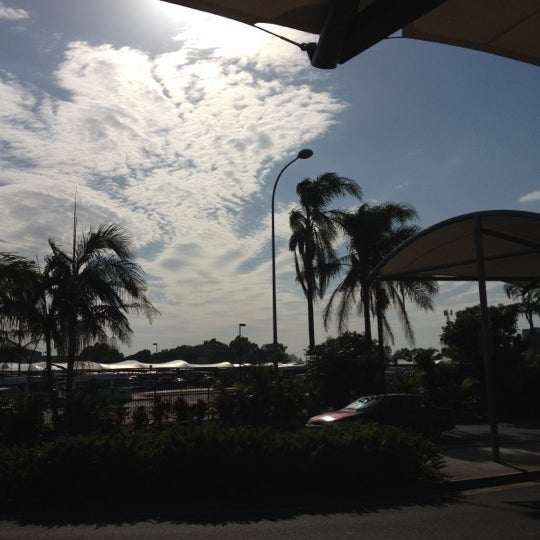 Photo taken at Gold Coast Airport (OOL) by Annika R. on 2/15/2014